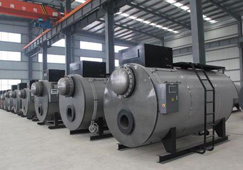 燃气(醇基燃料)真空热水锅炉