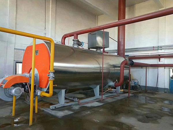 CWNS型全自动燃气供暖锅炉