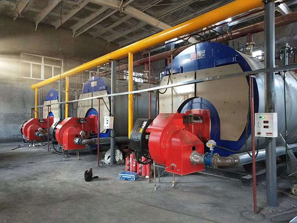CWNS系列燃气热水锅炉
