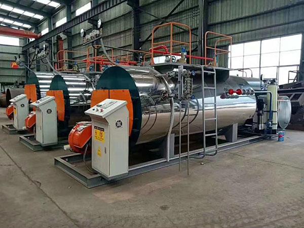 WNS型燃油气蒸汽锅炉