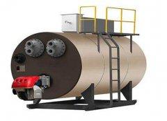 热水锅炉客户案例