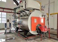 冷凝低氮燃气蒸汽锅炉客户案例