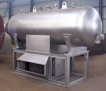 余热蒸汽锅炉现场案例